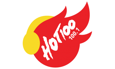 Logo of HOT100 FM